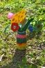 Flower Power,  Klasse 5c