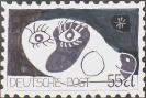 Miró: Briefmarken, Kl.4a