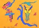 Miró: Wilde Bilder, Kl.4a