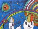 Spiralenbild nach Hundertwasser_3