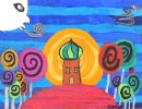 Spiralenbild nach Hundertwasser_7