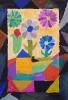 Himmelsblüten über dem gelben Haus nach Paul Klee, Kl. 5a
