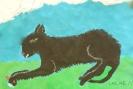 Raubkatzen, Klasse 5a