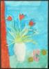Rote Tulpen nach August Macke, Klasse 6a