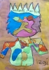 Portraits nach Paul Klee_10