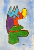 Portraits nach Paul Klee_3