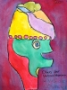 Portraits nach Paul Klee_5