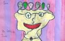 Portraits nach Paul Klee_6