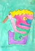 Portraits nach Paul Klee_8