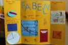 Lapbooks der Klasse 6c