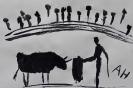 Pablo Picasso: Don Quichotte und Stierkampfszenen_10