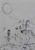 Pablo Picasso: Don Quichotte und Stierkampfszenen_1