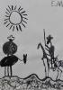 Pablo Picasso: Don Quichotte und Stierkampfszenen_4