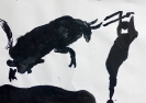 Pablo Picasso: Don Quichotte und Stierkampfszenen_5