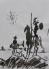 Pablo Picasso: Don Quichotte und Stierkampfszenen_6